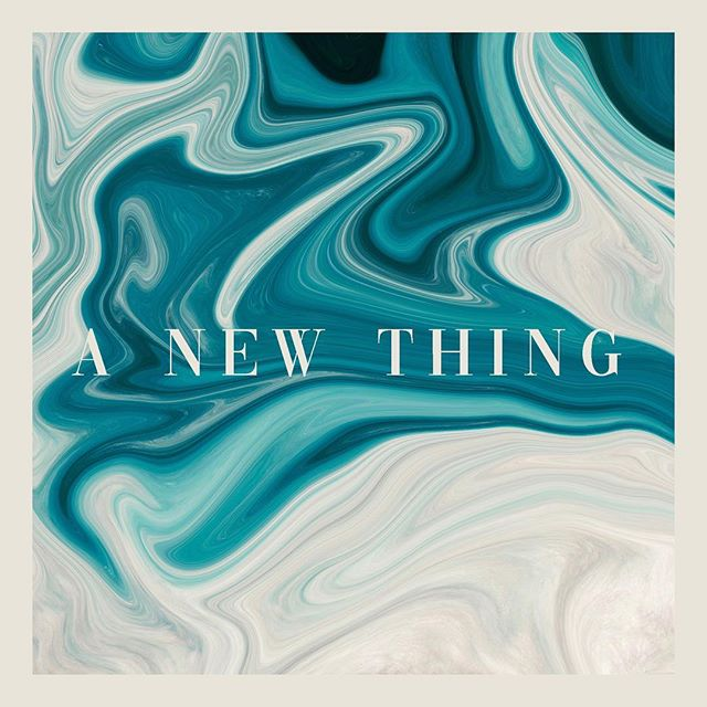 Our sermon series A New Thing is well underway! if you've missed any of the talks you can catch up on itunes, soundcloud, tunein and our website