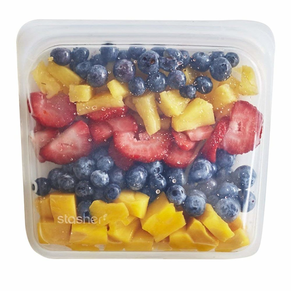 Stasher Bag Fruit