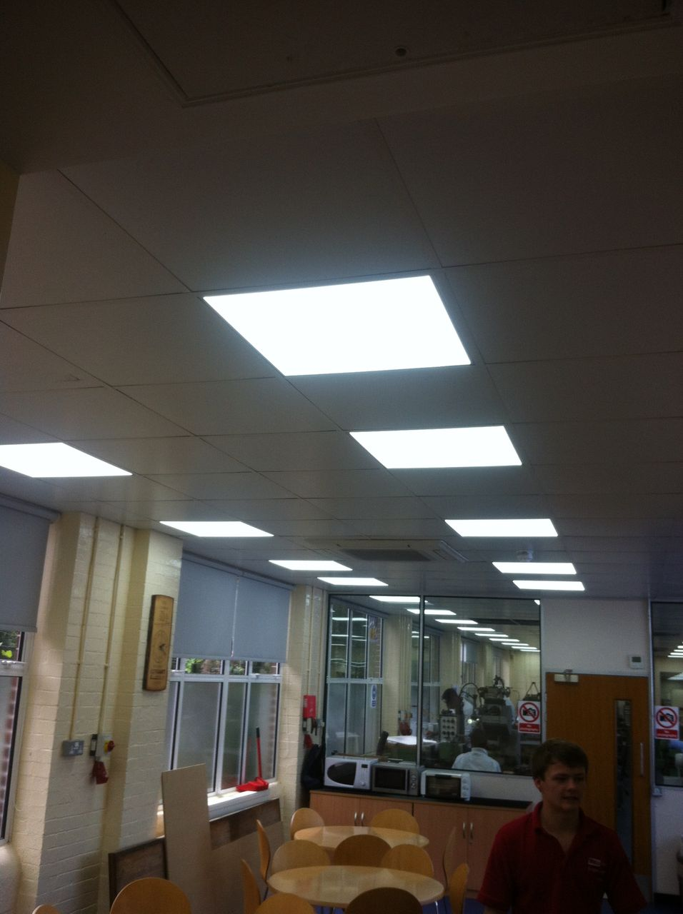 Office Lighting West London