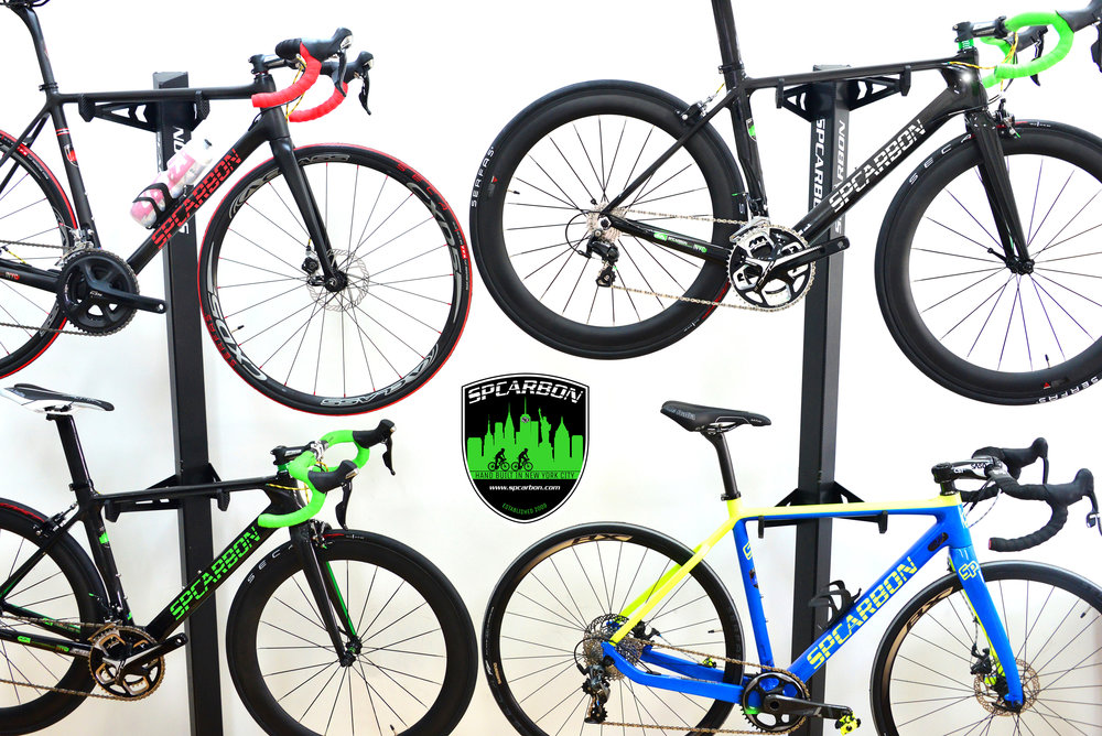 SPCARBON Fully Custom Bicycles