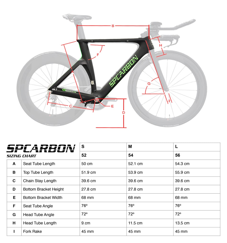SPCARBON New York City Vanquish Triathlon Bike sizing chart-min.jpg