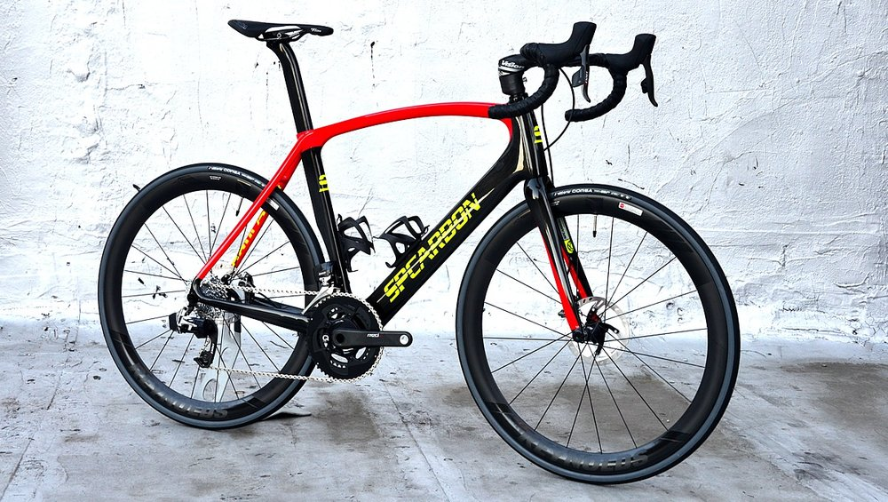 SPCARBON 2019 Mirage Aero Road Bike New York City Custom Bicycles