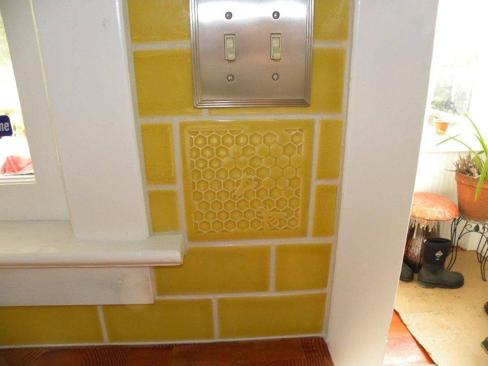Kitchen Tile detail