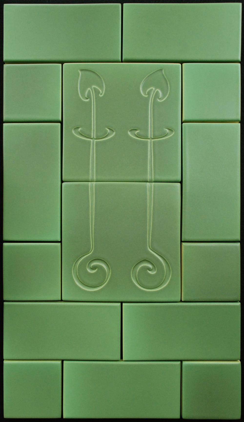 Spring Green matte glaze