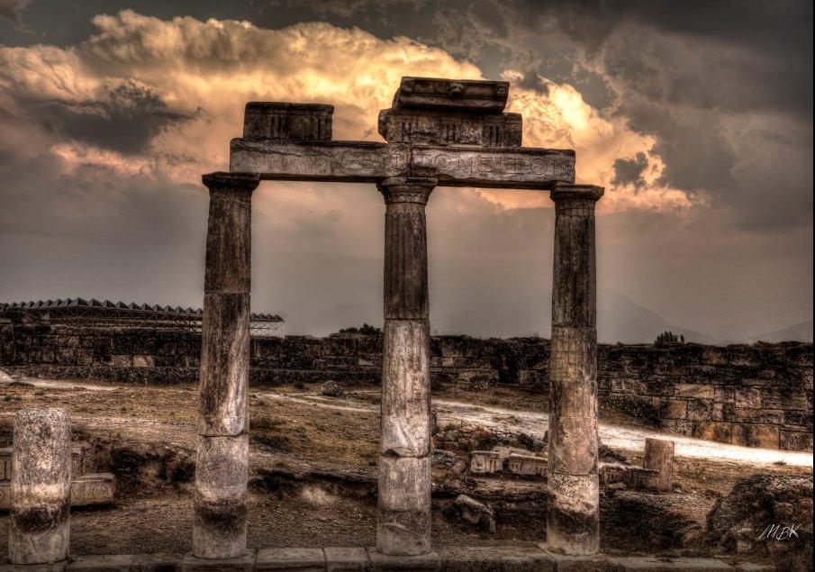 Hierapolis, photographer Burak Kinacilar
