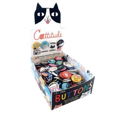 cattitude pins.jpg