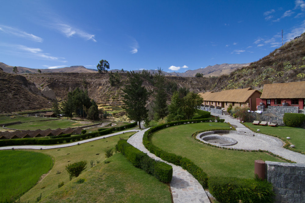 Colca Lodge and Hot Springs, Yanque, Perú