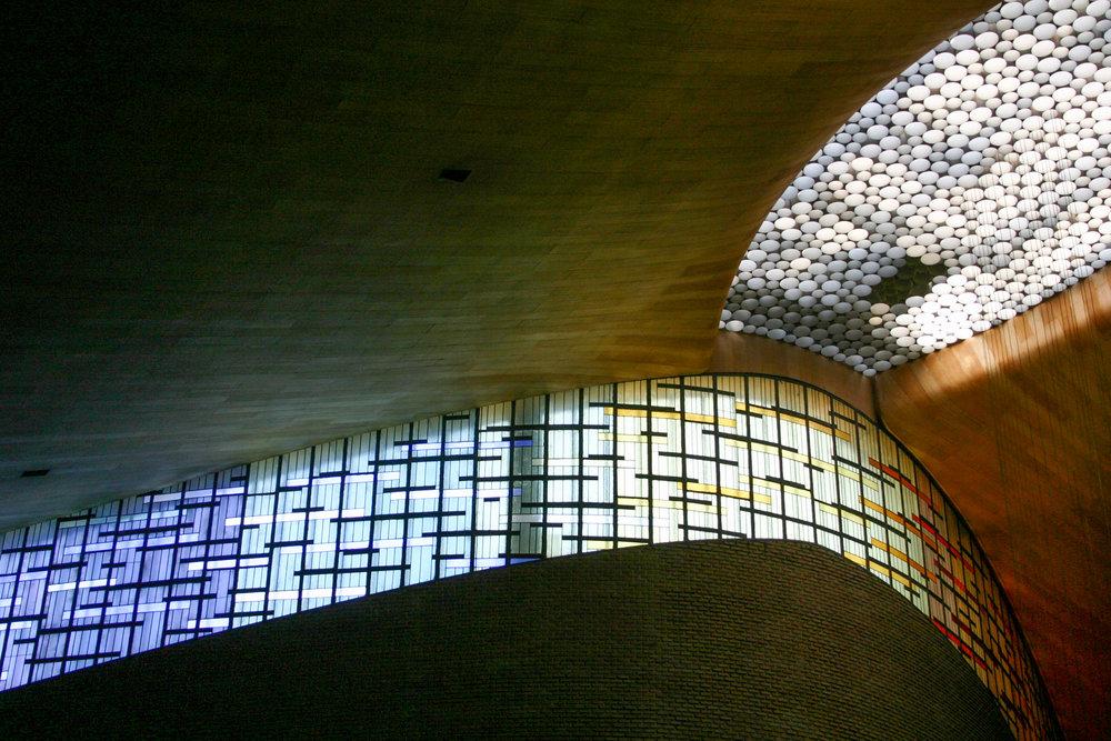 Colegio de la Asunción, Madrid - Miguel Fisac