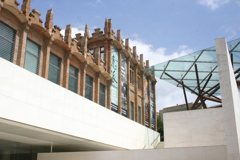 Caixaforum, Barcelona - Arata Isozaki