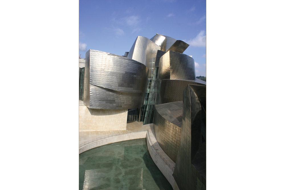 Guggenheim Bilbao - Frank Gehry