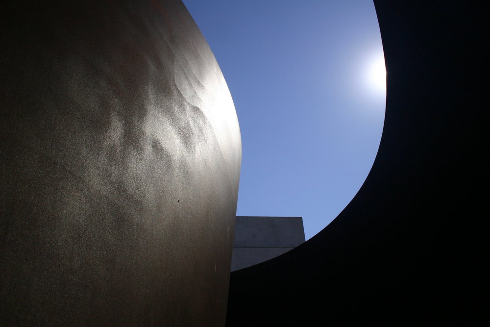 Joe, St. Louis, Missouri - Richard Serra