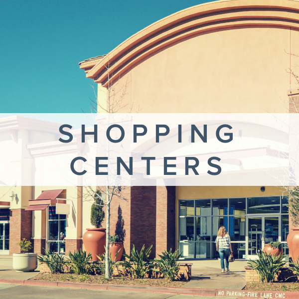 Shopping Center Maintenance