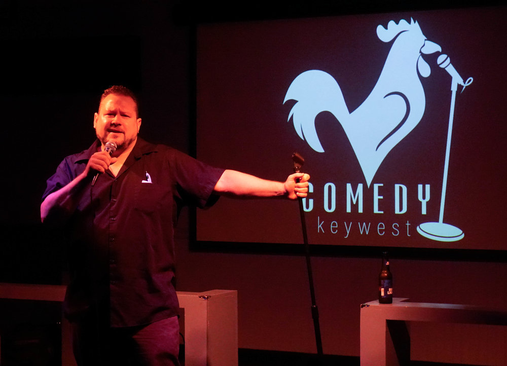 Dan Schwab and Comedy Key West