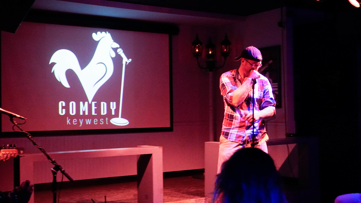 Derek Hoffman and Comedy Key West