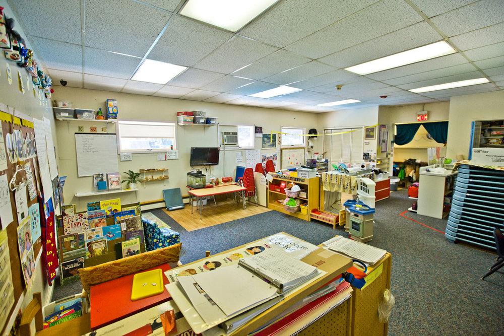 Pre-School Classroom