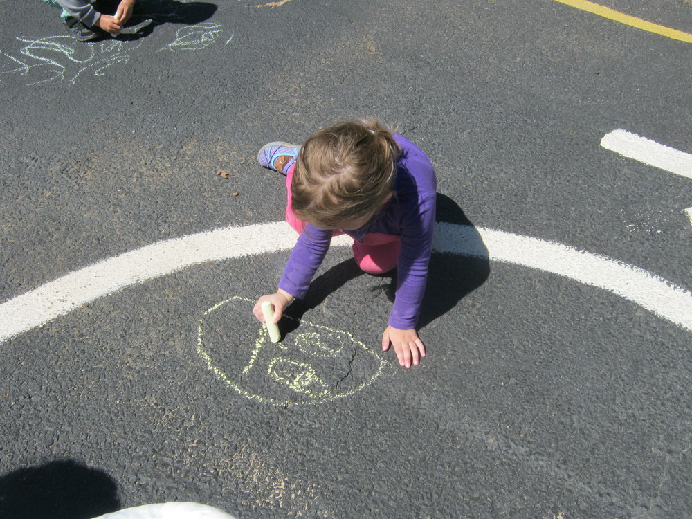 Chalk Play