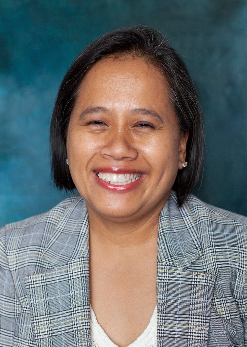 Ms. Merlyn Loja: Assistant Director