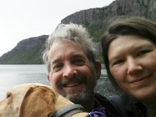 John Peck and Molly Stentz obtained a domestic partnership from Dane County in 2014. Last week, they learned they now have other options.