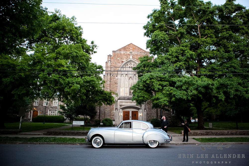 Vintage_Car_In_Front_Of_Church