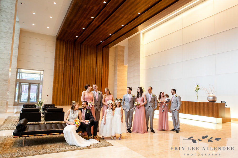 Bridal_Party_Pinnacle_Building_Nashville