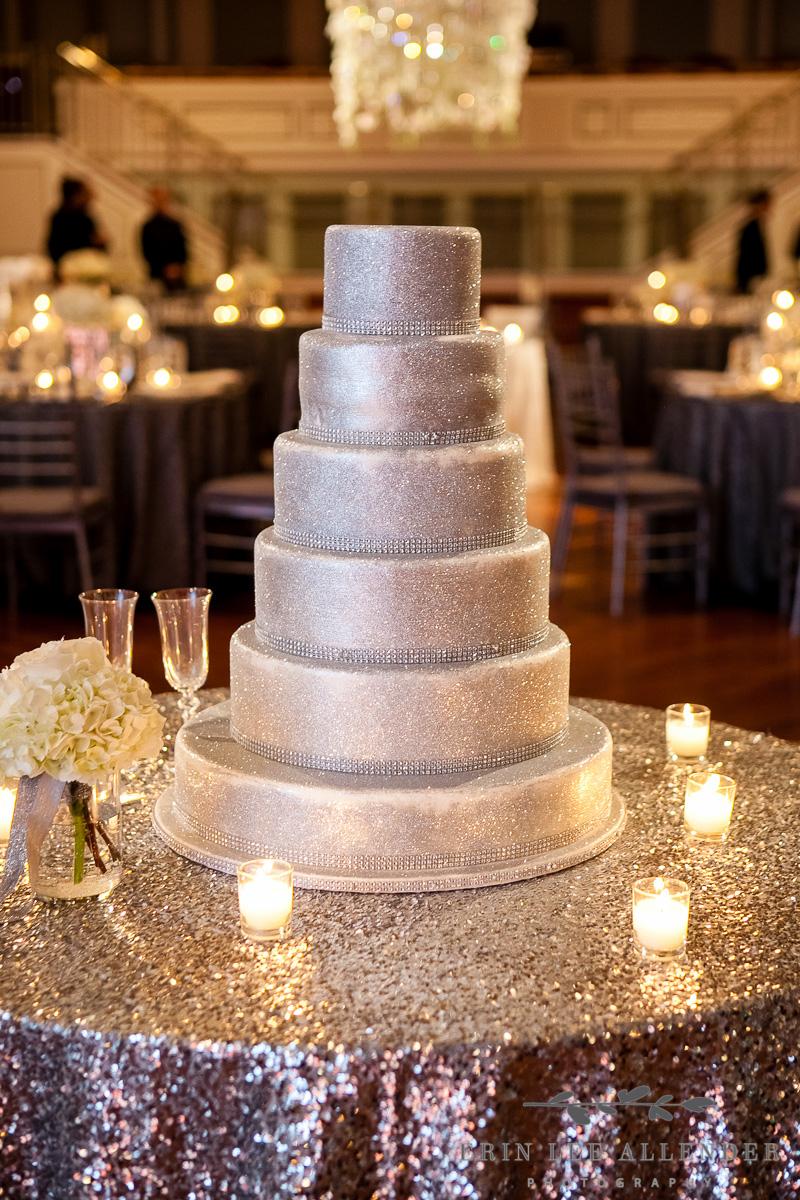 Silver_Glitter_Cake