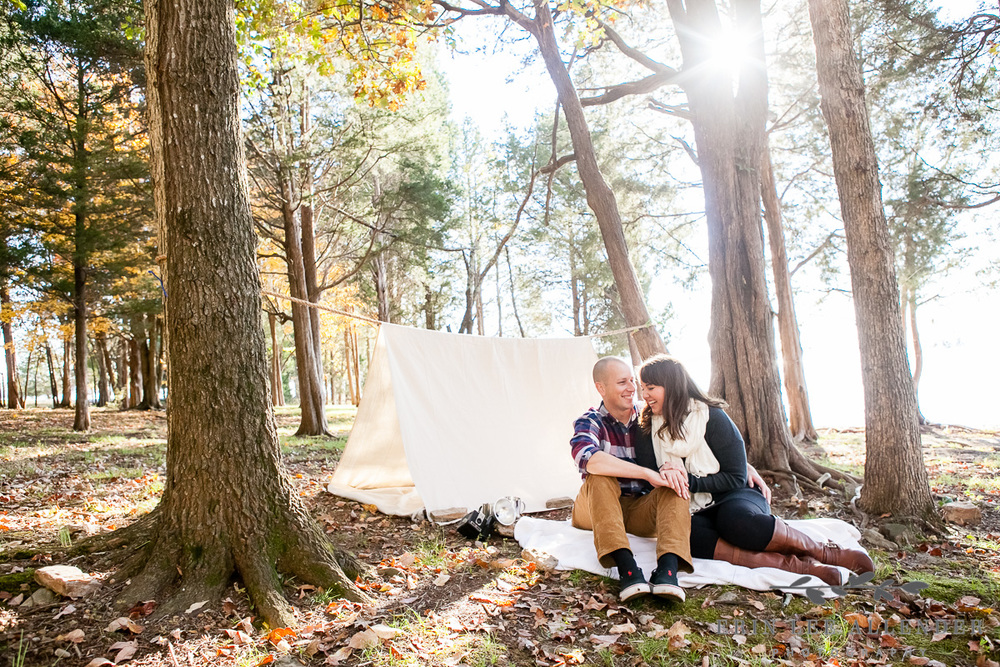 Fall_Camping_Engagement_Photograph