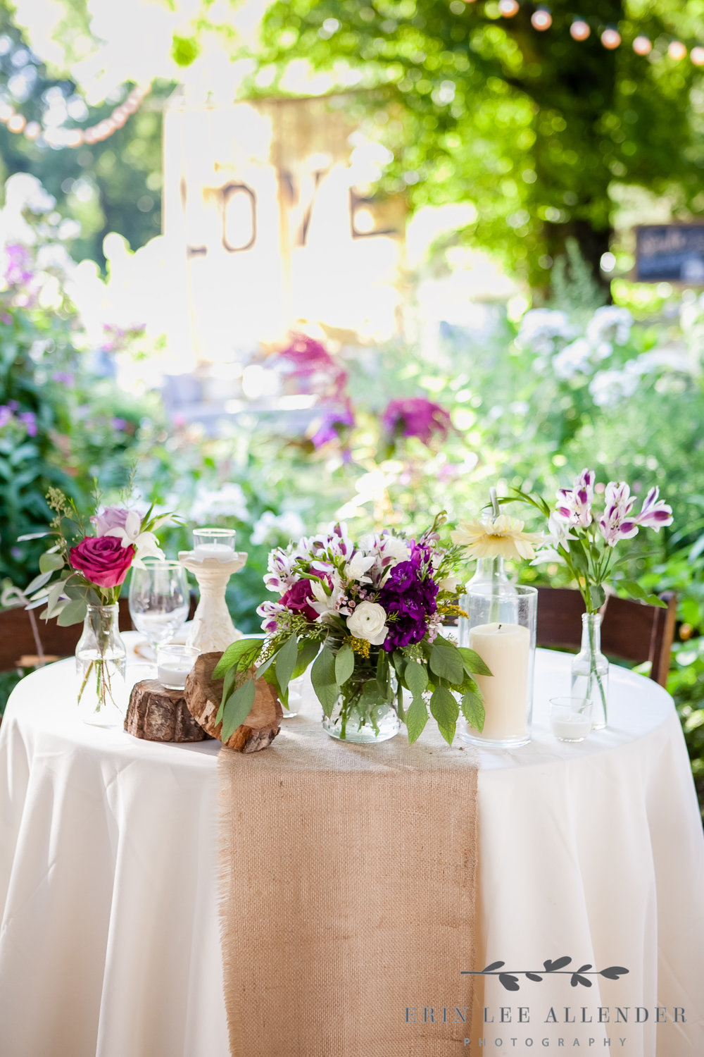 Purple_Rustic_Sweetheart_Table