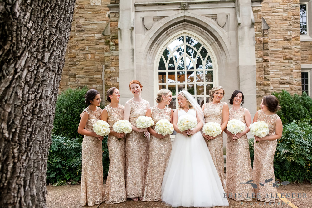 Champagne_Sequined_Bridesmaids_Dresses