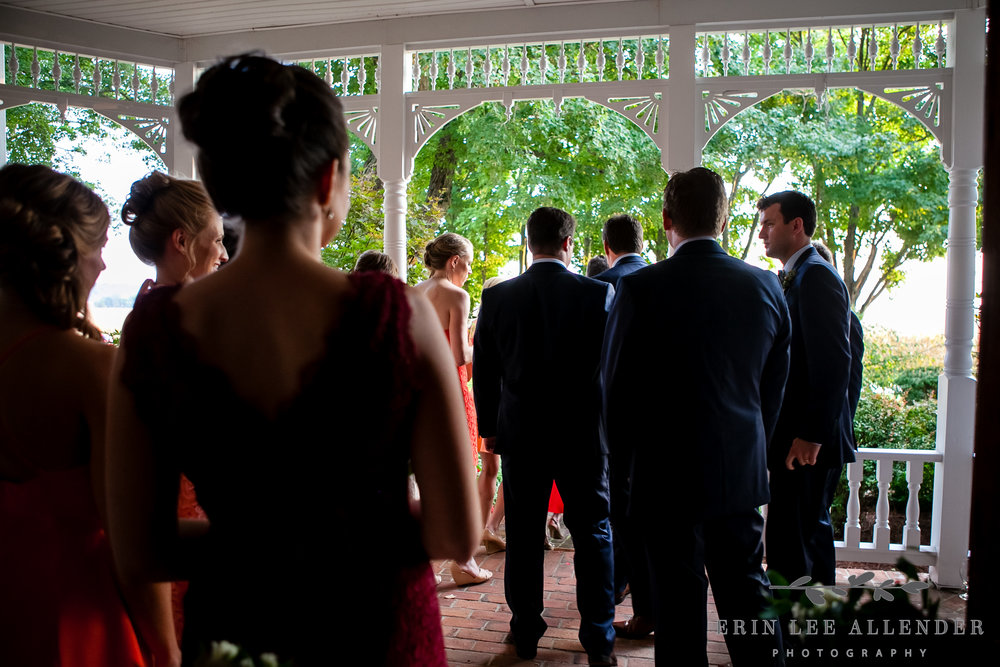 Bridal_Party_Lines_Up_On_Front_Porch