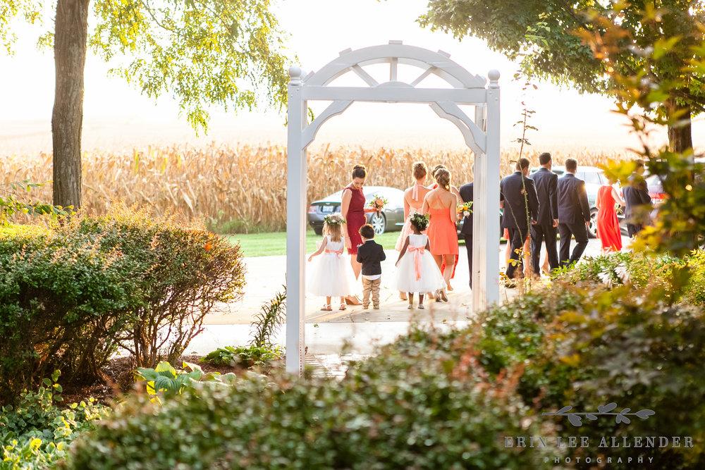 Sunset_Over_Cornfield_At_Wedding