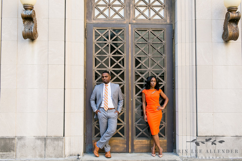 Engagement_Session_War_Memorial_Nashville