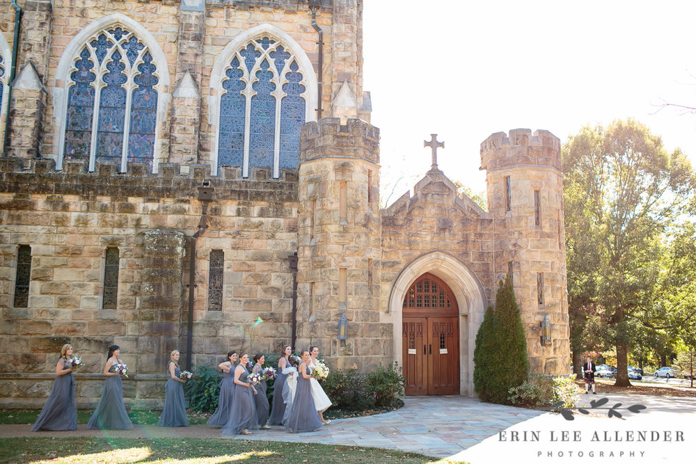 Bride_Walks_To_Chapel