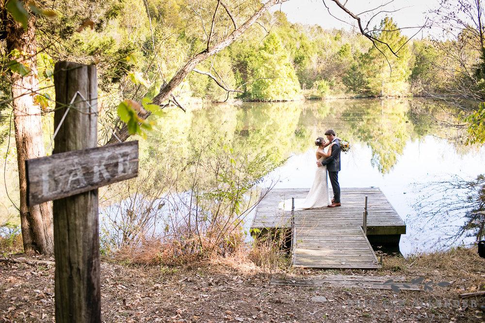Bride_Groom_Dock_Lake