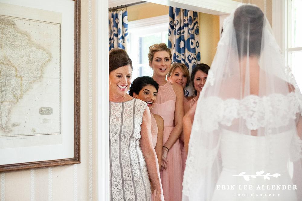 Bridesmaids_See_Bride_In_Dress