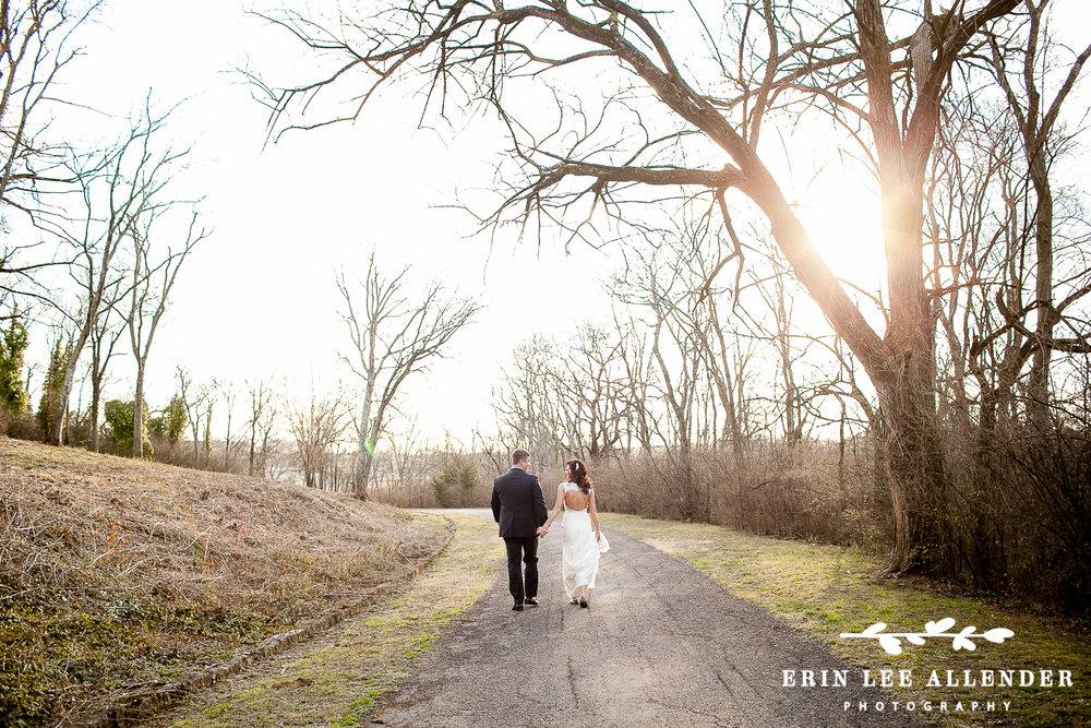 Bride_Groom_Walk_Into_Sunset