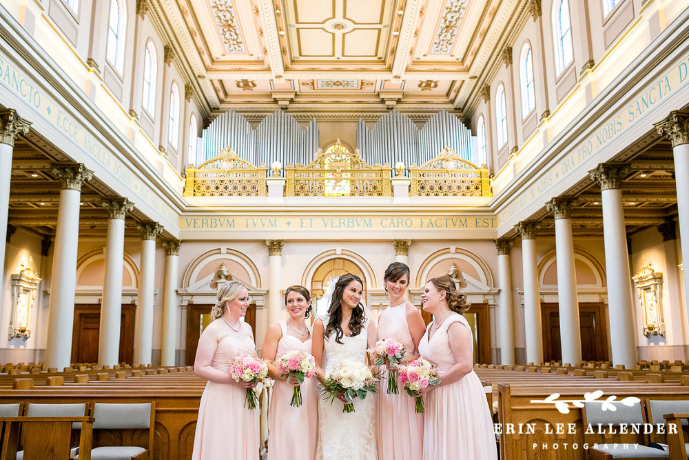 Pink_Bridesmaids_Dresses