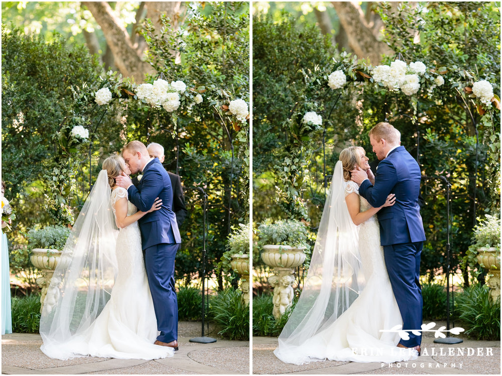 First_Kiss_As_Husband_And_Wife