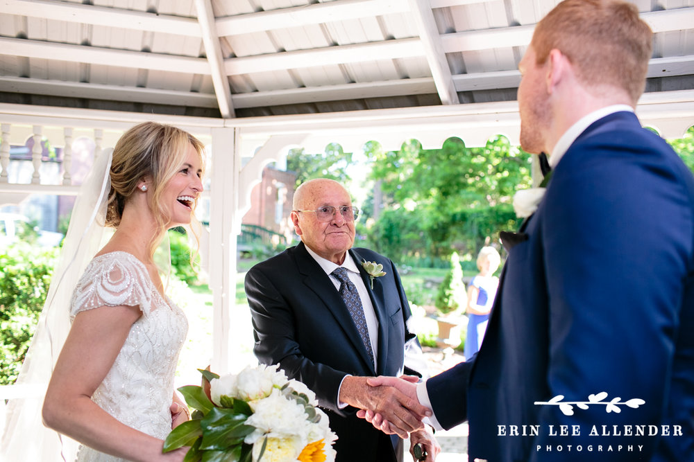Grandfather_Congratulates_Groom