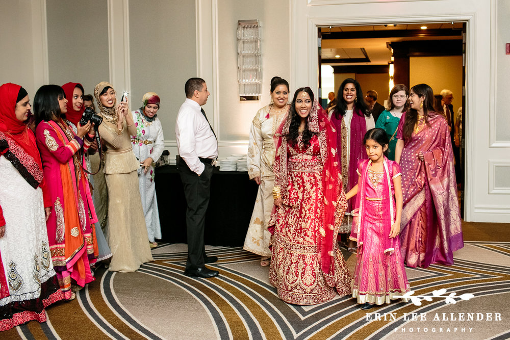 Entrance_Bride_Indian_Wedding