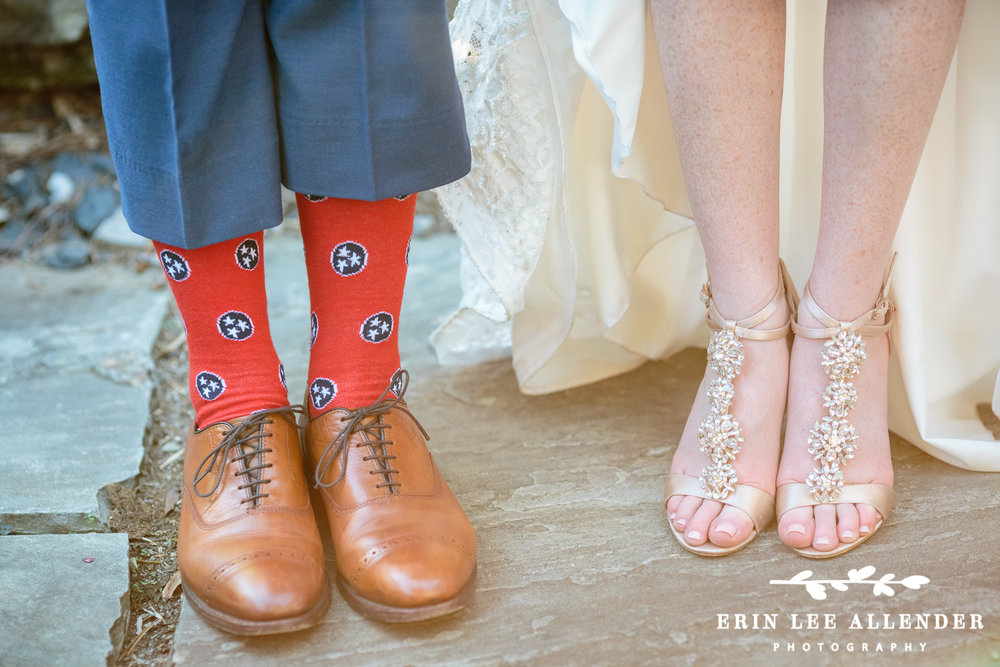 Tennessee_Wedding_Socks