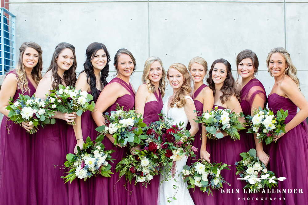 Plum_Bridesmaids_Dresses