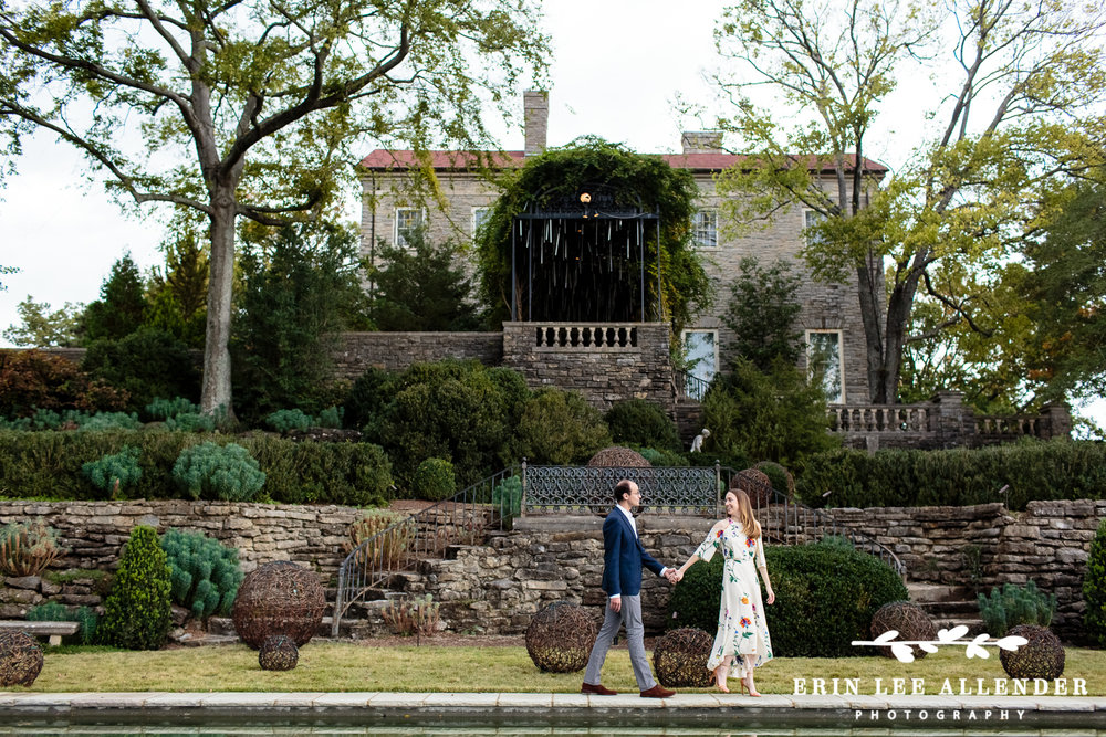 Cheekwood Engagement Session