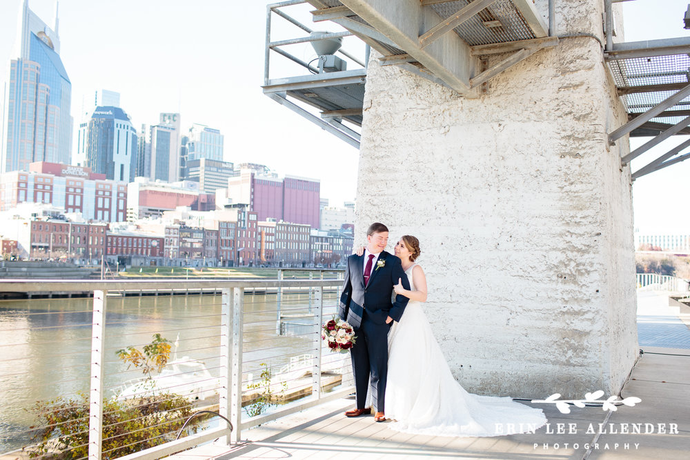 Nashville_Skyline_Wedding_Photograph