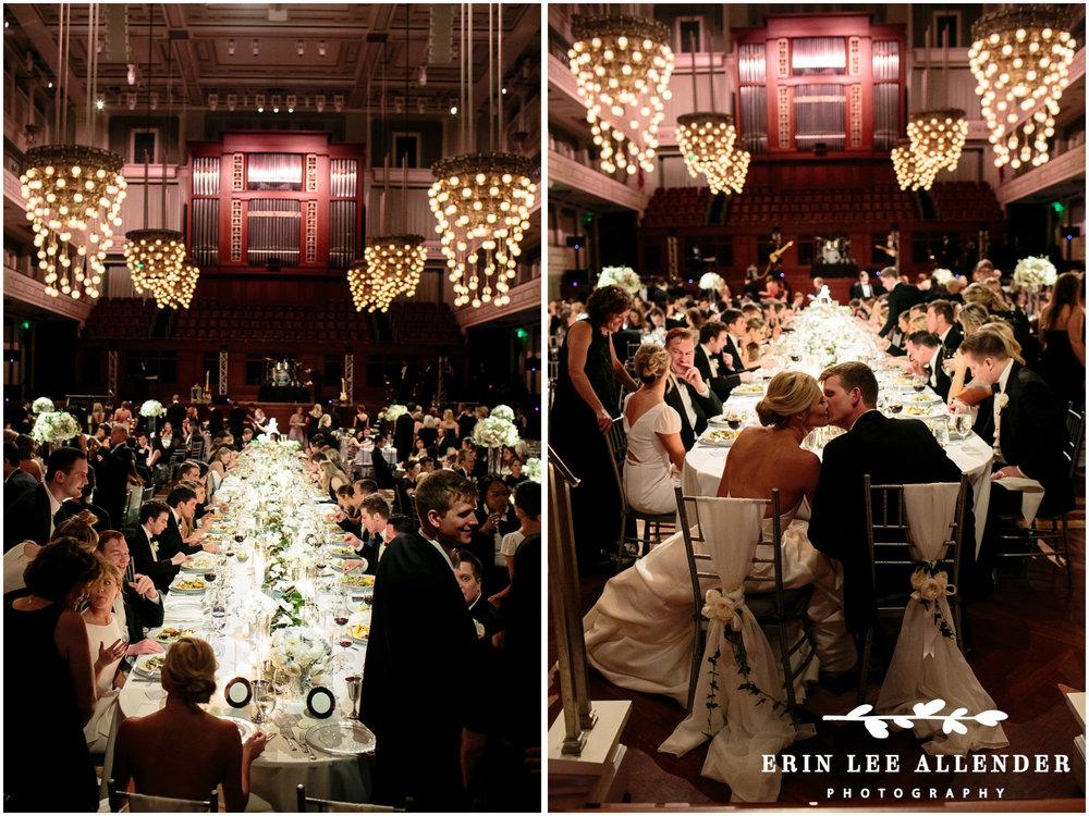 Bride_Groom_Kissing_At_Head_Table