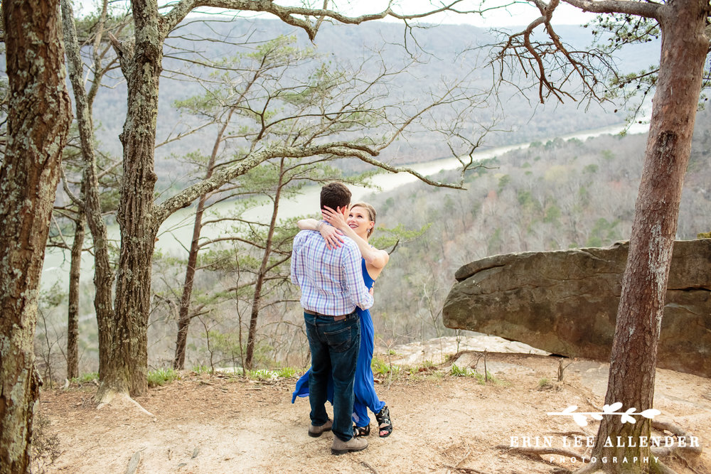 Engagement_Session_Tennessee_River