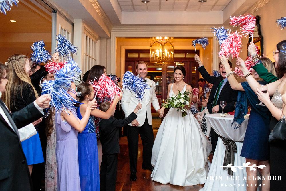 Pom_Pom_Wedding_Entrance