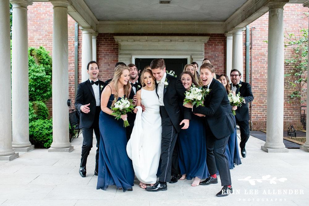 Fun_Wedding_Party_Photograph