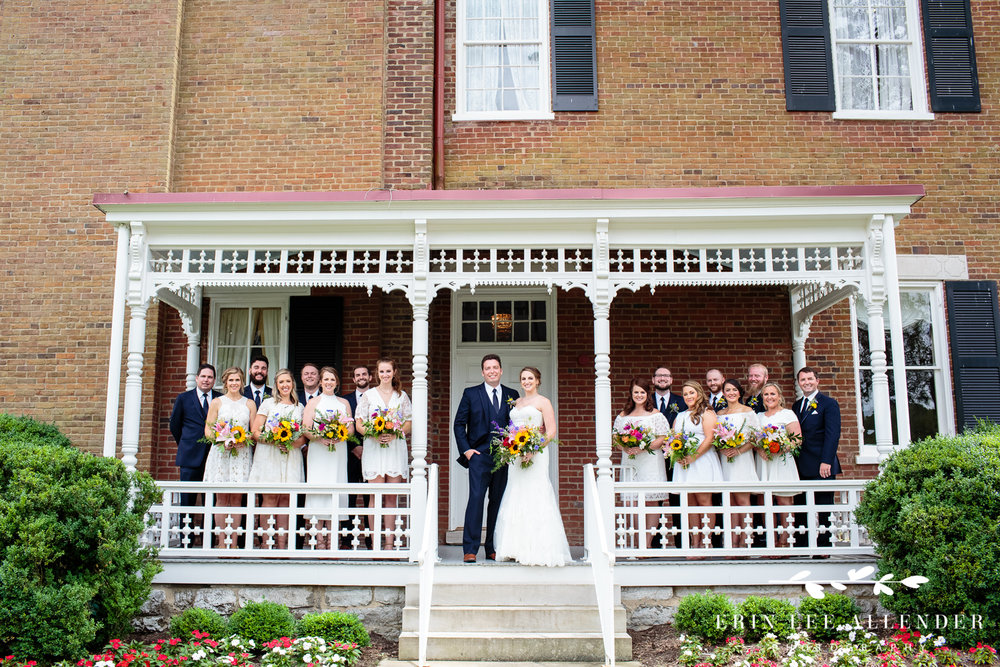 Wedding_Party_On_Historic_Porch