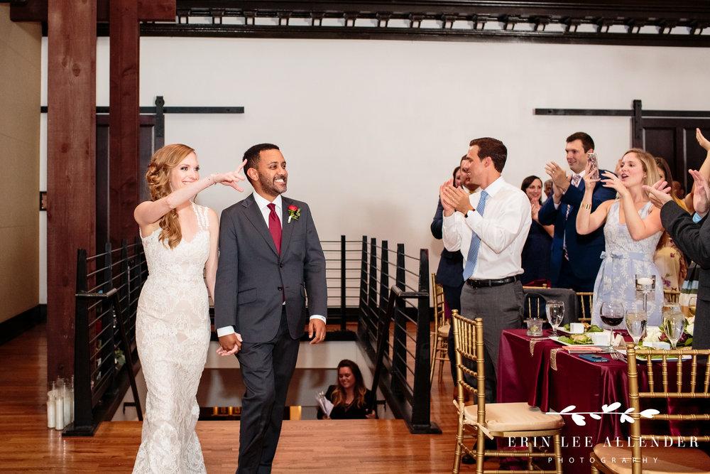 Grand-wedding-entrance