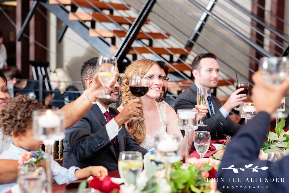 Bride-groom-toast